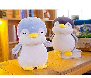 Brinquedo Pinguím de Pelúcia