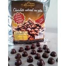 Chocolate Ouro Moreno Gotas