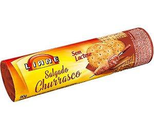 Biscoito Cracker Churrasco Liane