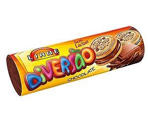 Biscoito Diversão Chocolate Liane