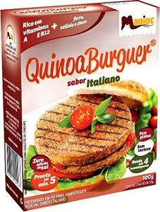 QuinoaBurguer Italiano