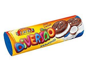 Biscoito Recheado Diversão Showcoco Liane