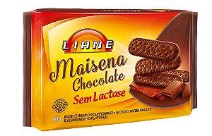 Biscoito Maisena Chocolate Liane