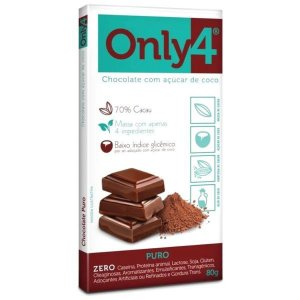 Chocolate Only4 80gr