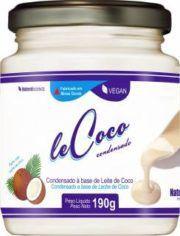 Leite Condensado de Coco 190gr