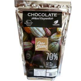 Chocolate Ouro Moreno Gotas 70%