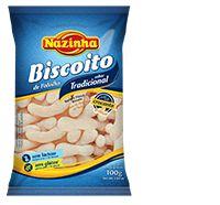 Biscoito de Polvilho Tradicional Nazinha 100g