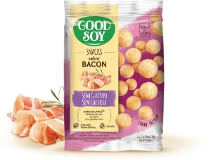 Snack de Bacon Goodsoy 25g