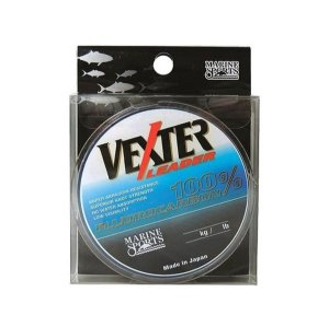 Linha Fluorcarbono Vexter Leader 0,37mm (17lbs) - 50m