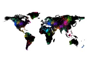 Mapa Splash