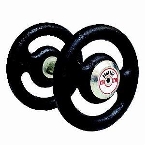 Dumbell de Ferro 28 KG (PAR)