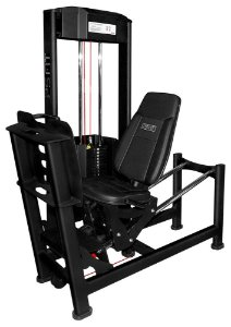 Leg Press Horizontal PSFIT - Chrome