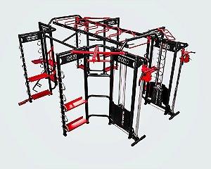Gaiola de CrossFit  360º - PSFIT