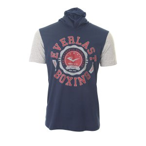 Camiseta Masculina Capuz Everlast
