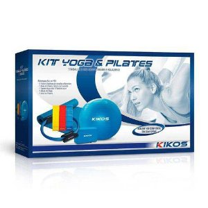 KIT YOGA PILATES KIKOS