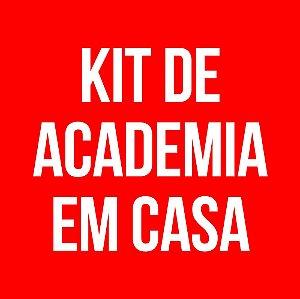 Kit Academia em Casa