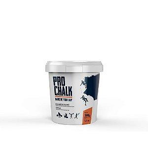Magnésio em Pó p/ as Mãos Pro Chalk Pote de 500g