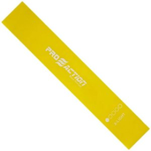 Mini Bands Amarelo Pro Action