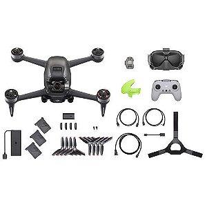 Drone Dji Fpv Combo Fly More Combo 4k Grey