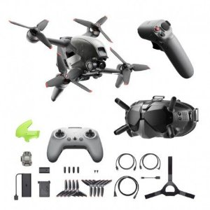 DJI FPV Drone Combo+ Fly More+ Motion Controle