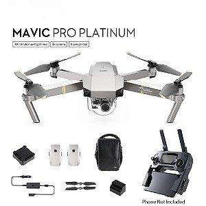 Mavic Pro Platinum - Combo