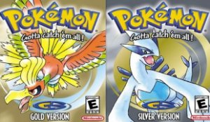 Pokémon Gold e Silver para Virtual Console 3DS
