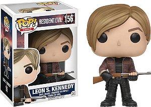 Funko Pop Leon S. Kennedy - Resident Evil