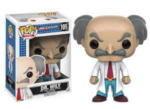 Funko Pop Dr. Wily