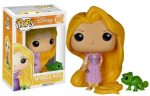 Funko Pop Rapunzel & Pascal - Princesas Disney