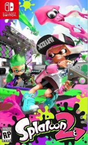 JOGO SPLATOON 2 SWITCH