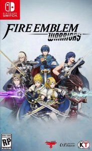 JOGO FIRE EMBLEM WARRIORS SWITCH