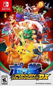 JOGO POKKEN TOURNAMENT DX SWITCH