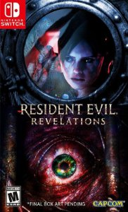JOGO RESIDENT EVIL REVELATION 1 e 2 - SWITCH