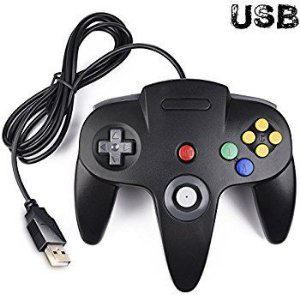 Controle USB Nintendo 64