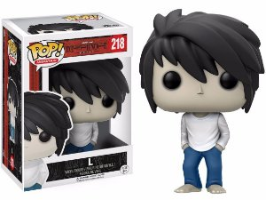 Funko Pop! L - Death Note