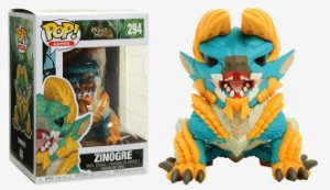 Funko Pop! Zinogre - Monster Hunter