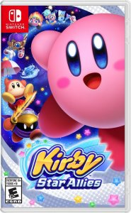JOGO KIRBY STAR ALLIES NINTENDO SWITCH