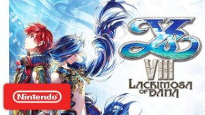 JOGO YS VII LACRIMOSA OF DANA NINTENDO SWITCH