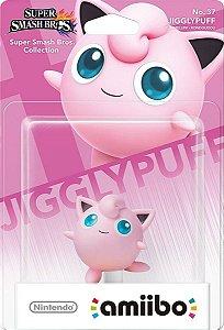 Amiibo Jigglypuff - Pokemon Nintendo