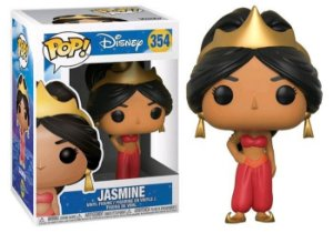 Funko Pop! Jasmine - Princesas Disney