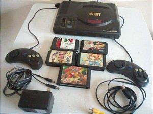 Console Mega Drive 1 Japonês