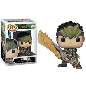 Funko Pop! Hunter - Monster Hunter
