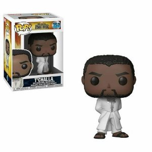 Funko Pop! T'Challa (Pantera Negra) - Marvel