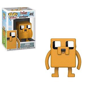 Funko Pop! Jake - Adventure Time ver Minecraft
