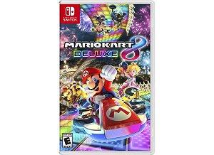 JOGO Mario Kart 8 Deluxe para Nintendo Switch
