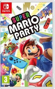 Jogo Super Mario Party Switch