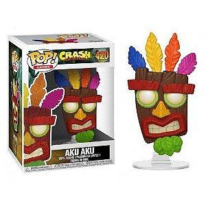 Funko Pop! Aku Aku - Crash Bandicoot