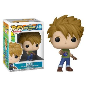 Funko Pop!  Matt - Digimon