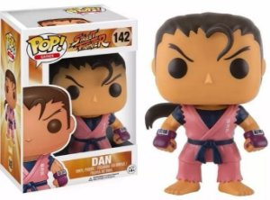 Funko Pop!  Dan - Street Fighter