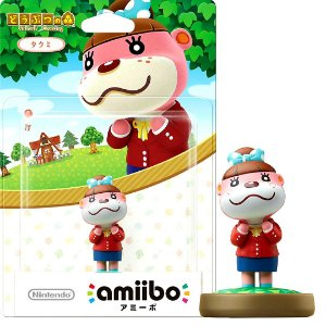 Amiibo Lottie Animal Crossing - Nintendo